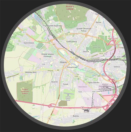 mapa-gliwice